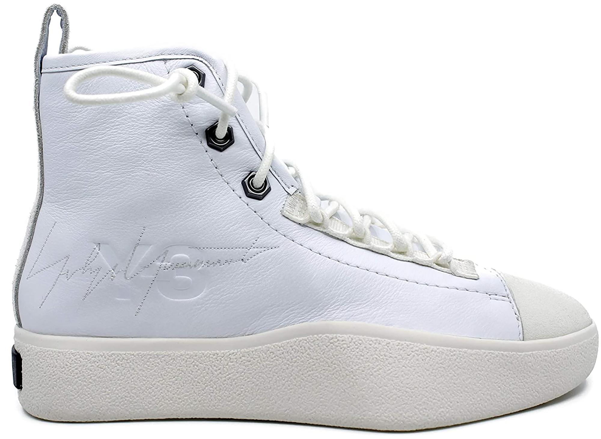 adidas Y-3 Bashyo II White - BC0918