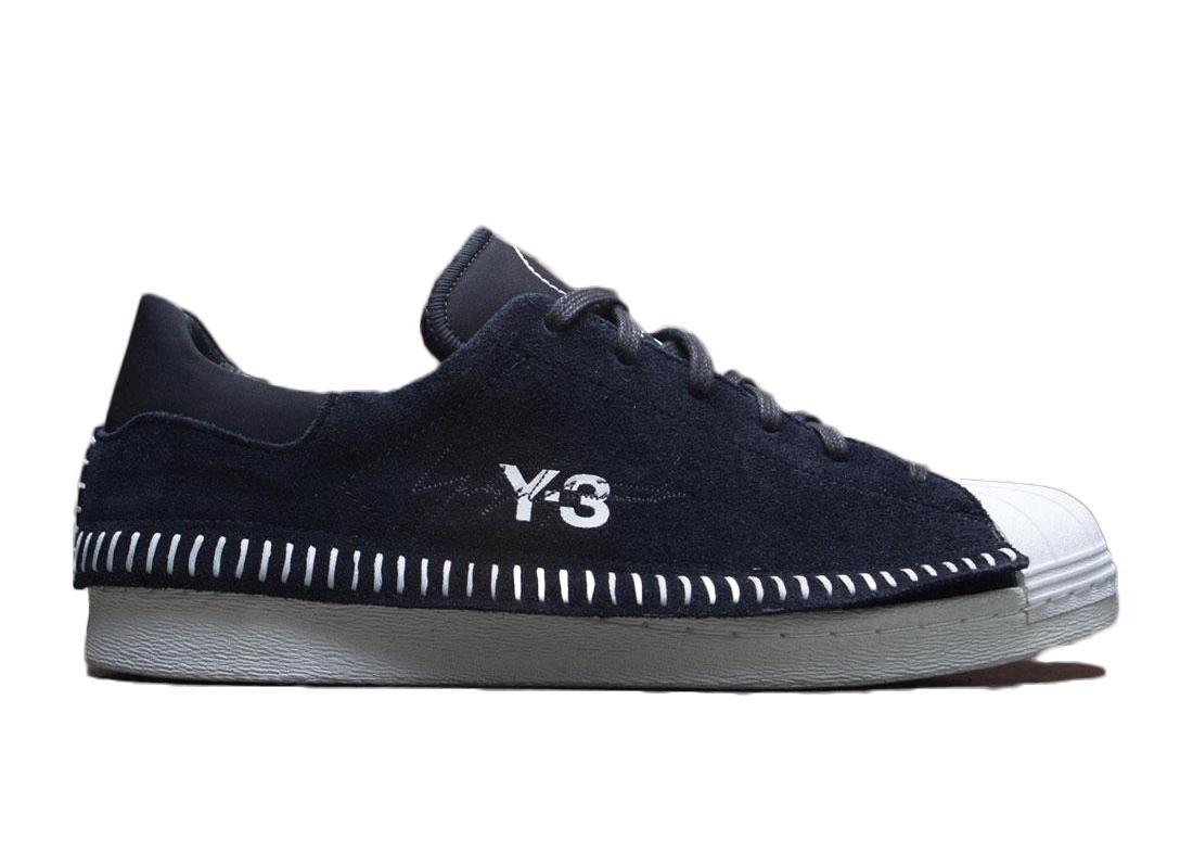 adidas Y-3 Bynder Super Black White