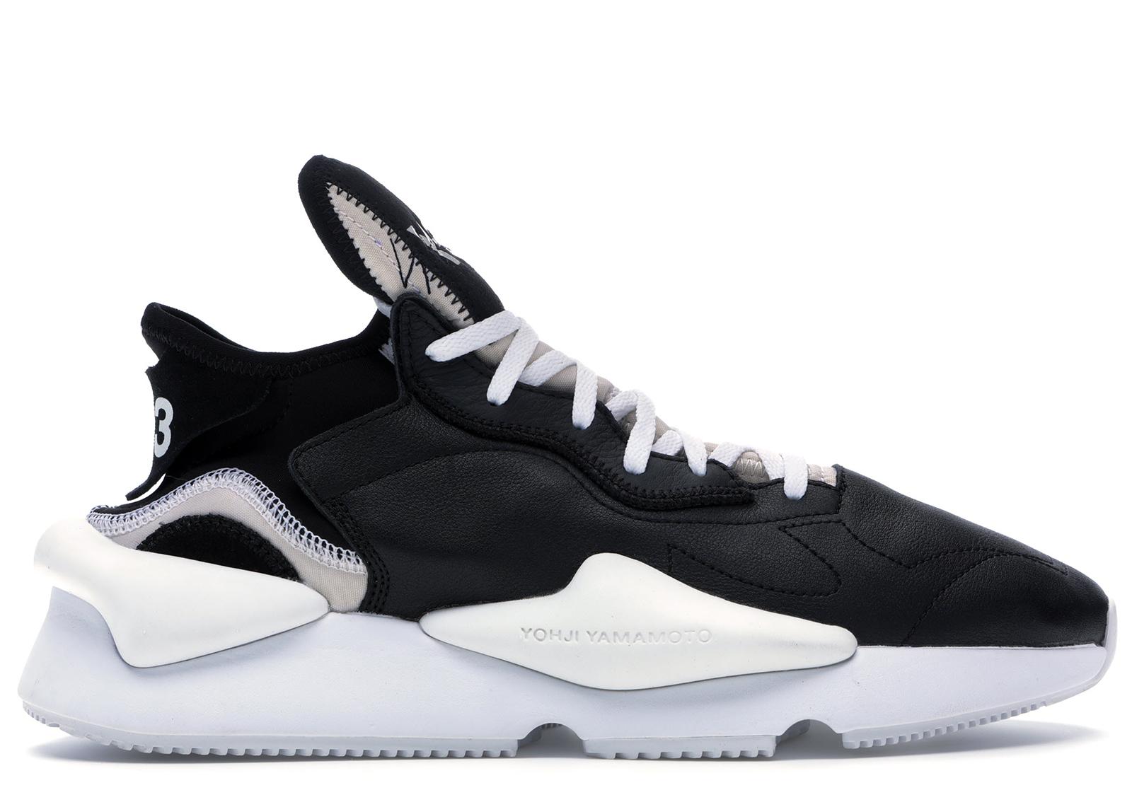 adidas Y-3 Kaiwa Black White - BC0908