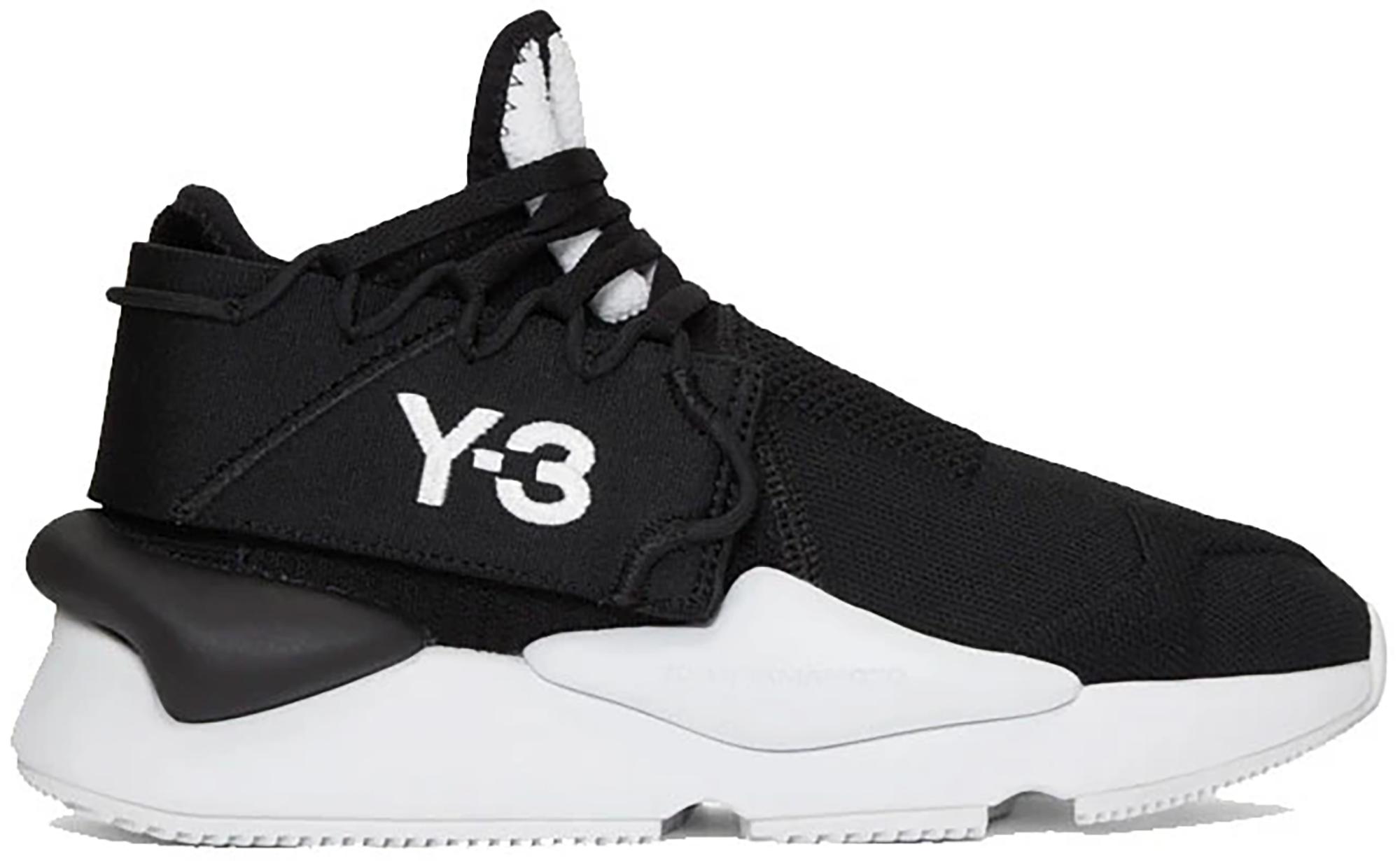 adidas Y-3 Kaiwa Knit Black White - F97424