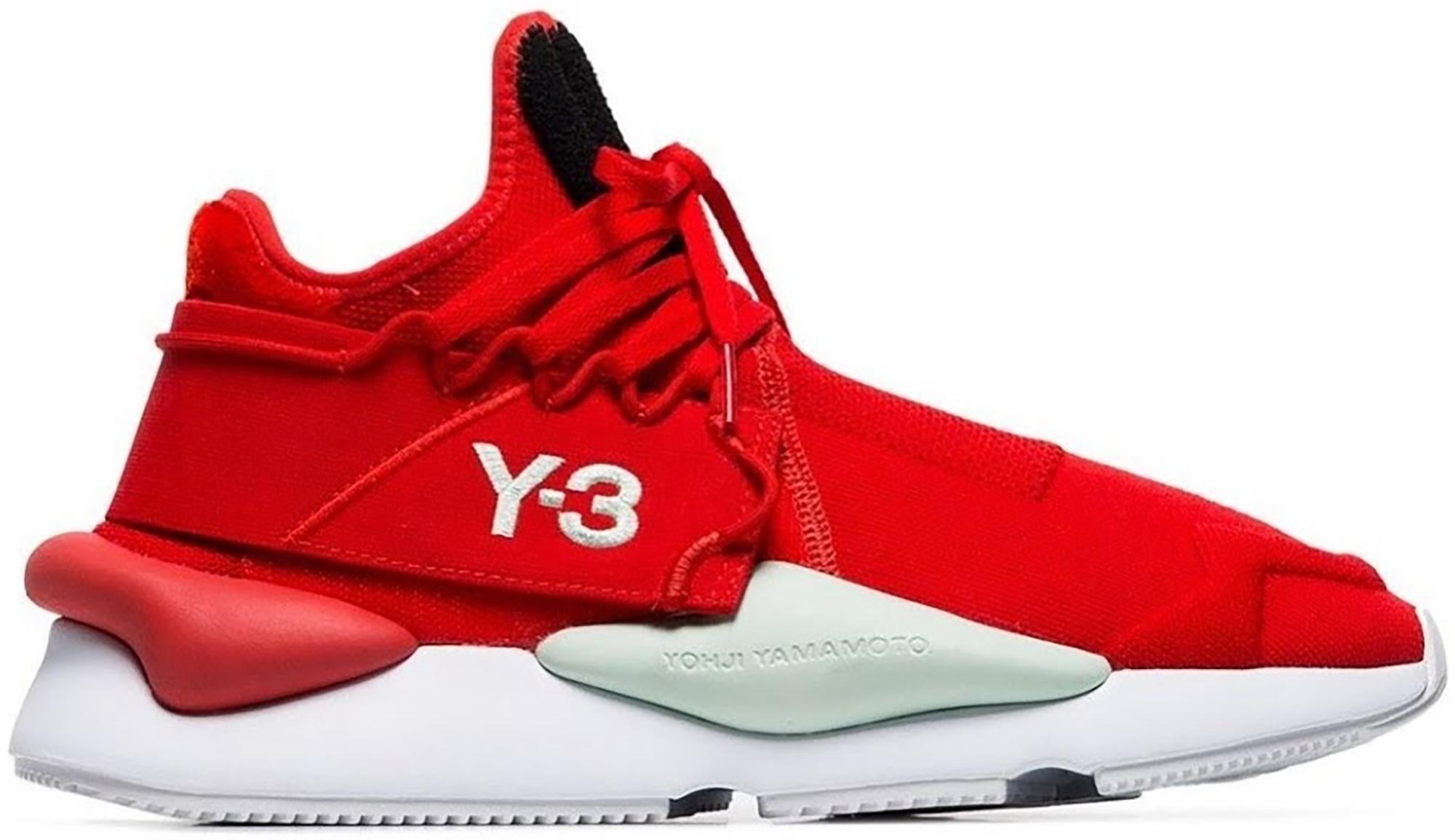 adidas Y-3 Kaiwa Knit Red - F97420