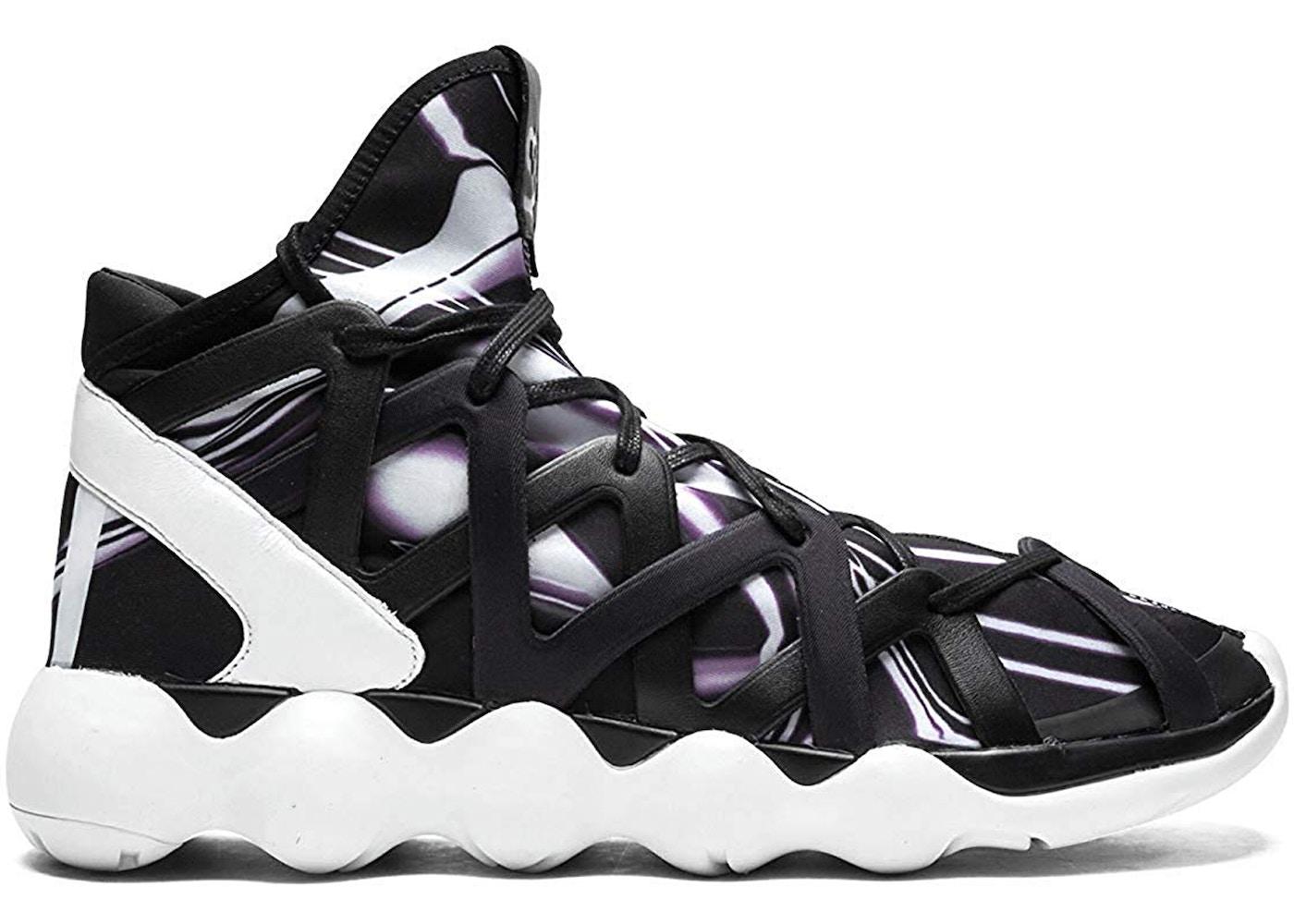 bdcae2f90 Sell. or Ask. Size 9. View All Bids. adidas Y-3 Kyujo High Black Purple  White