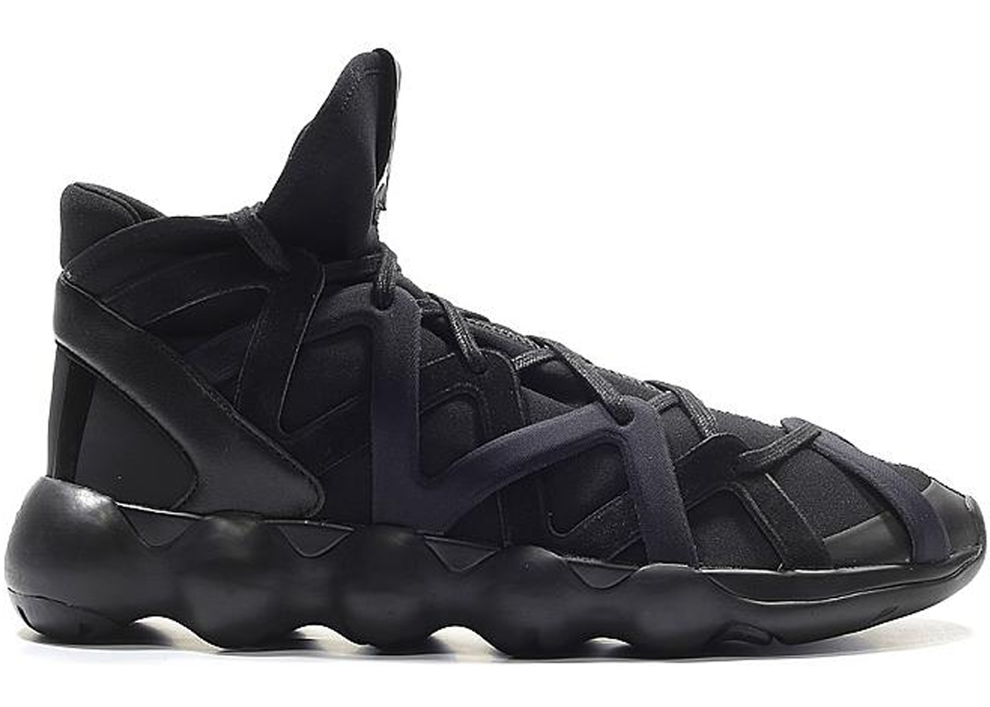 df5723978 Sell. or Ask. Size 9. View All Bids. adidas Y-3 Kyujo High Triple Black