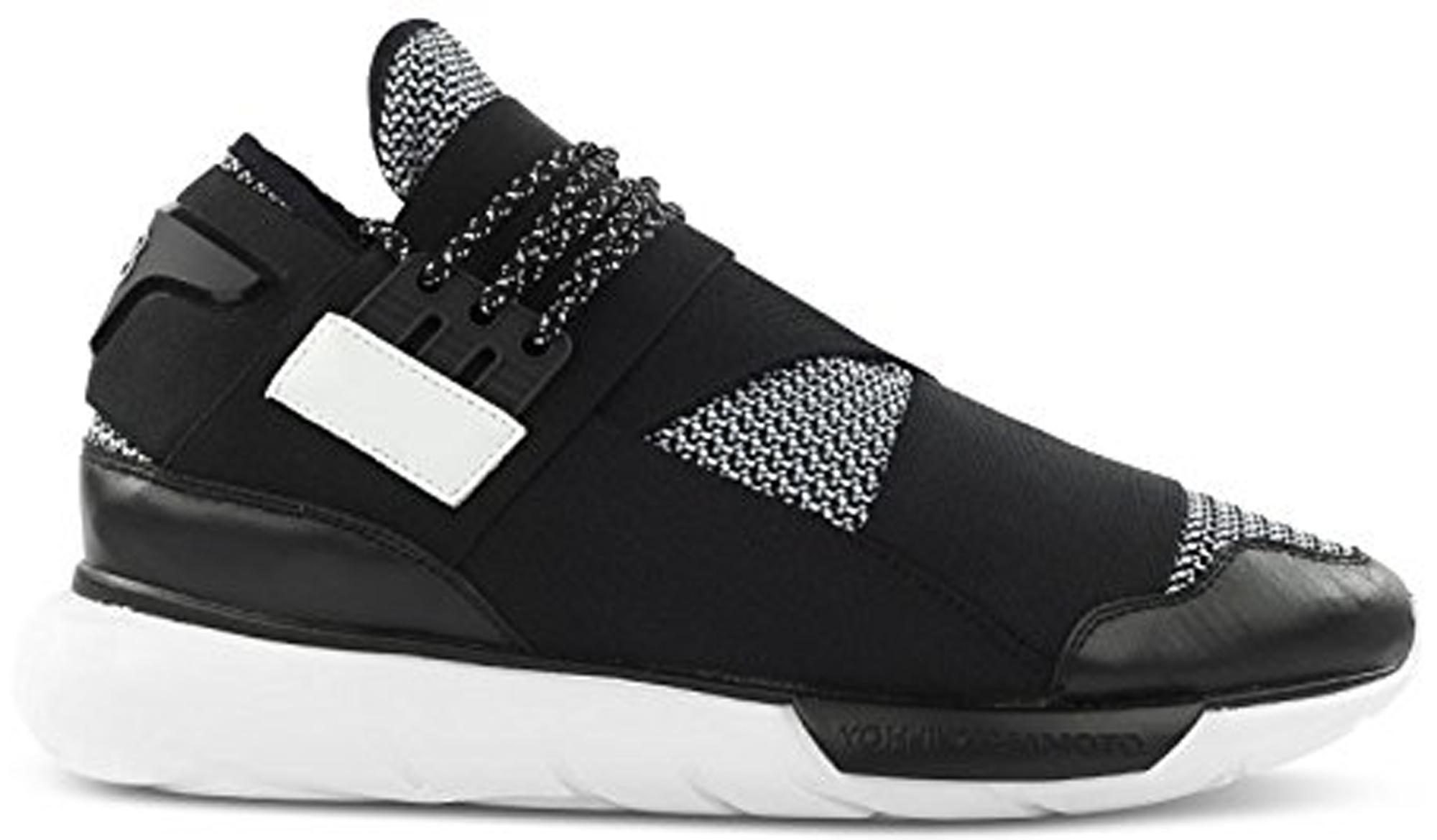 adidas Y-3 Qasa High Black White (2014
