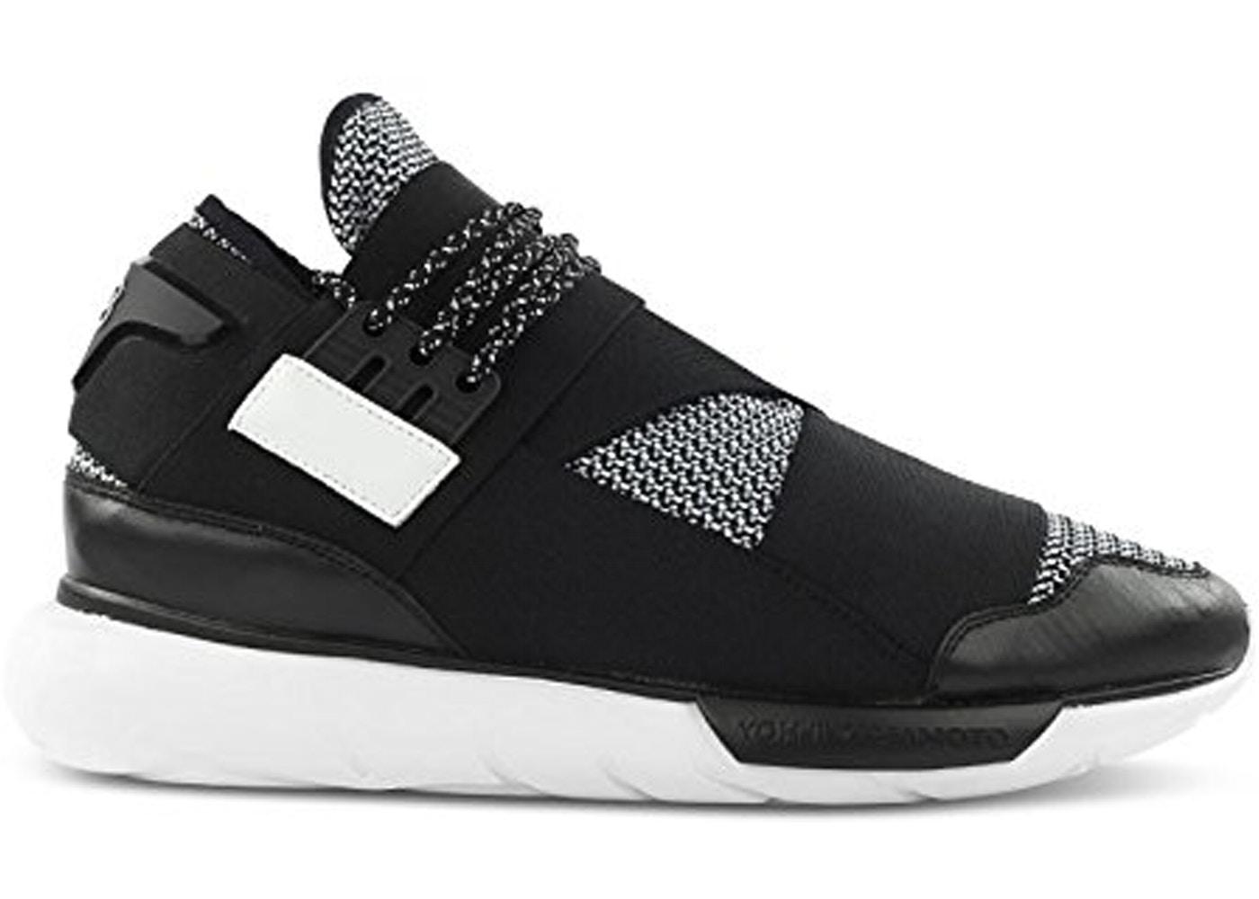adidas Y-3 Qasa High Black White (2014) - B35674 7b1f2cd56