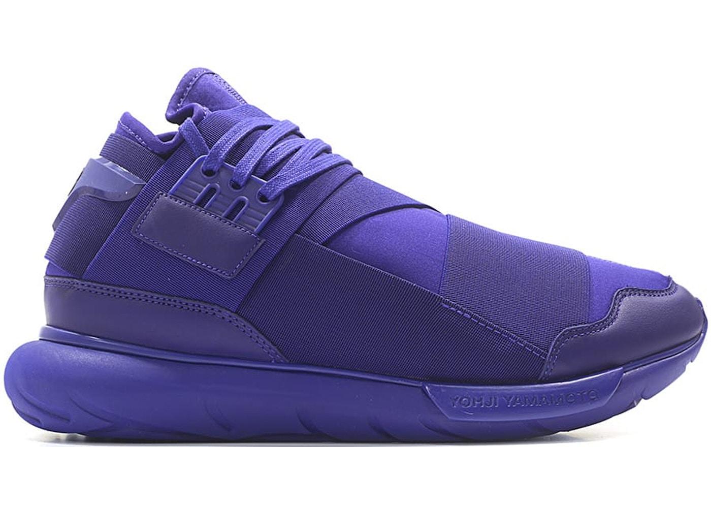 9996d9865 adidas Y-3 Qasa High Dark Blue - S82124