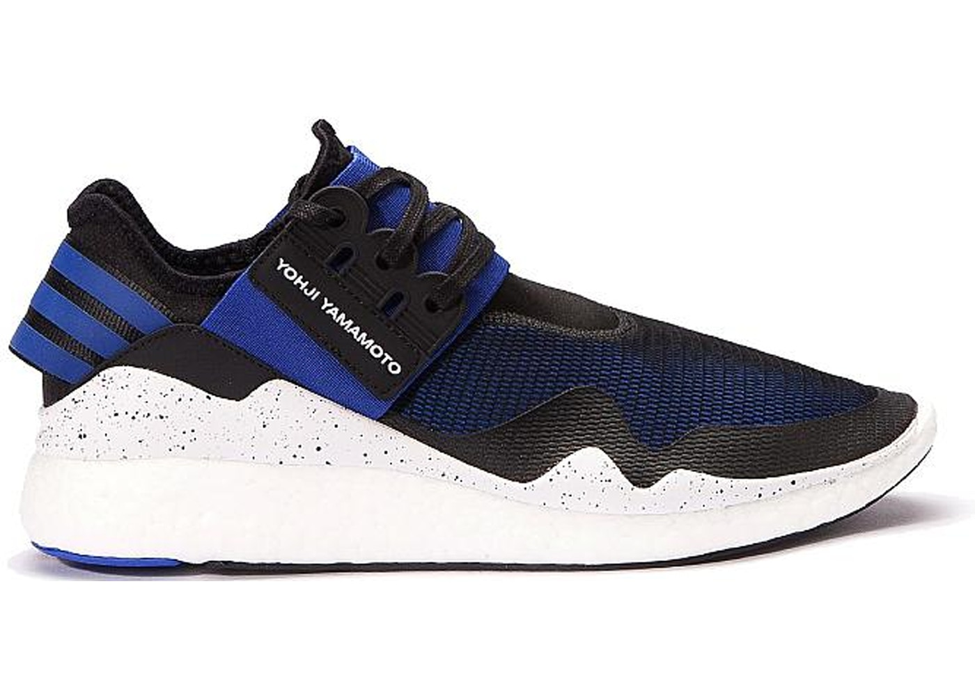 6c26876a3 Sell. or Ask. Size  10. View All Bids. adidas Y-3 Retro Boost Black  Electric Blue