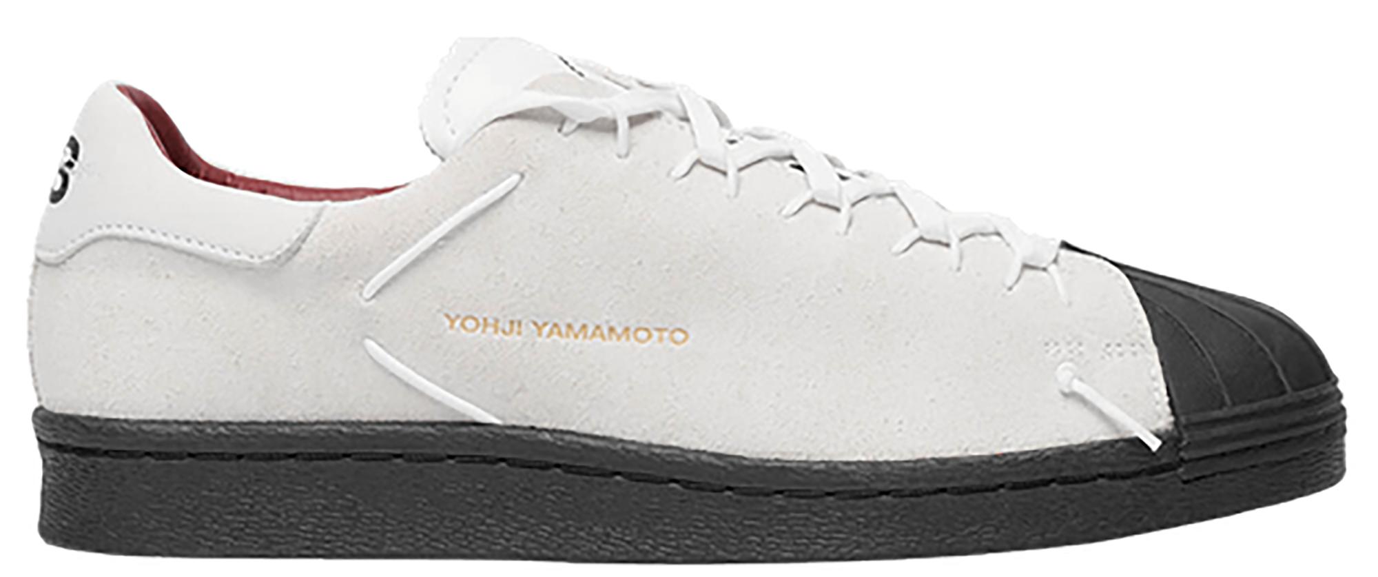 adidas Y-3 Super Knot White Black - CG6081