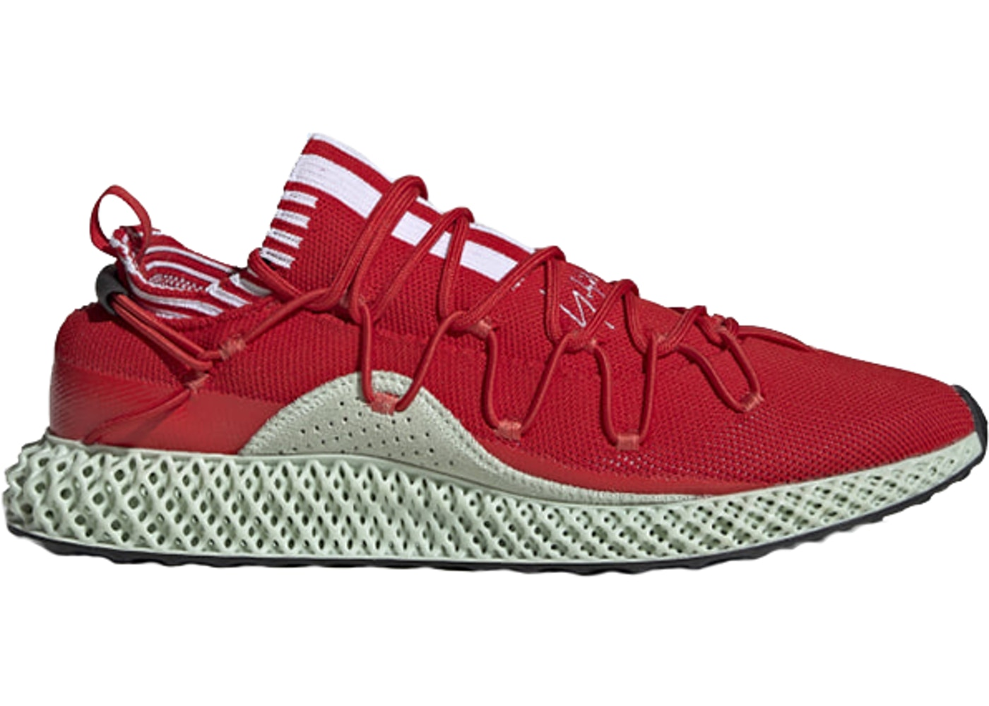 new arrivals 936f3 2cad7 adidas Y3 Runner 4D Red