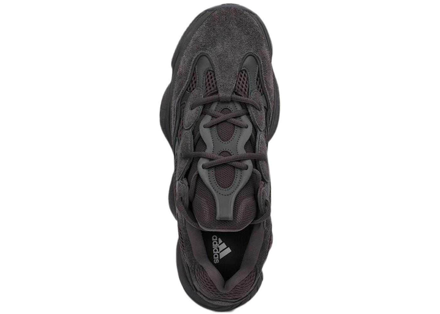 official photos 98fe8 da875 adidas Yeezy 500 Shadow Black (Friends & Family) - Sneakers