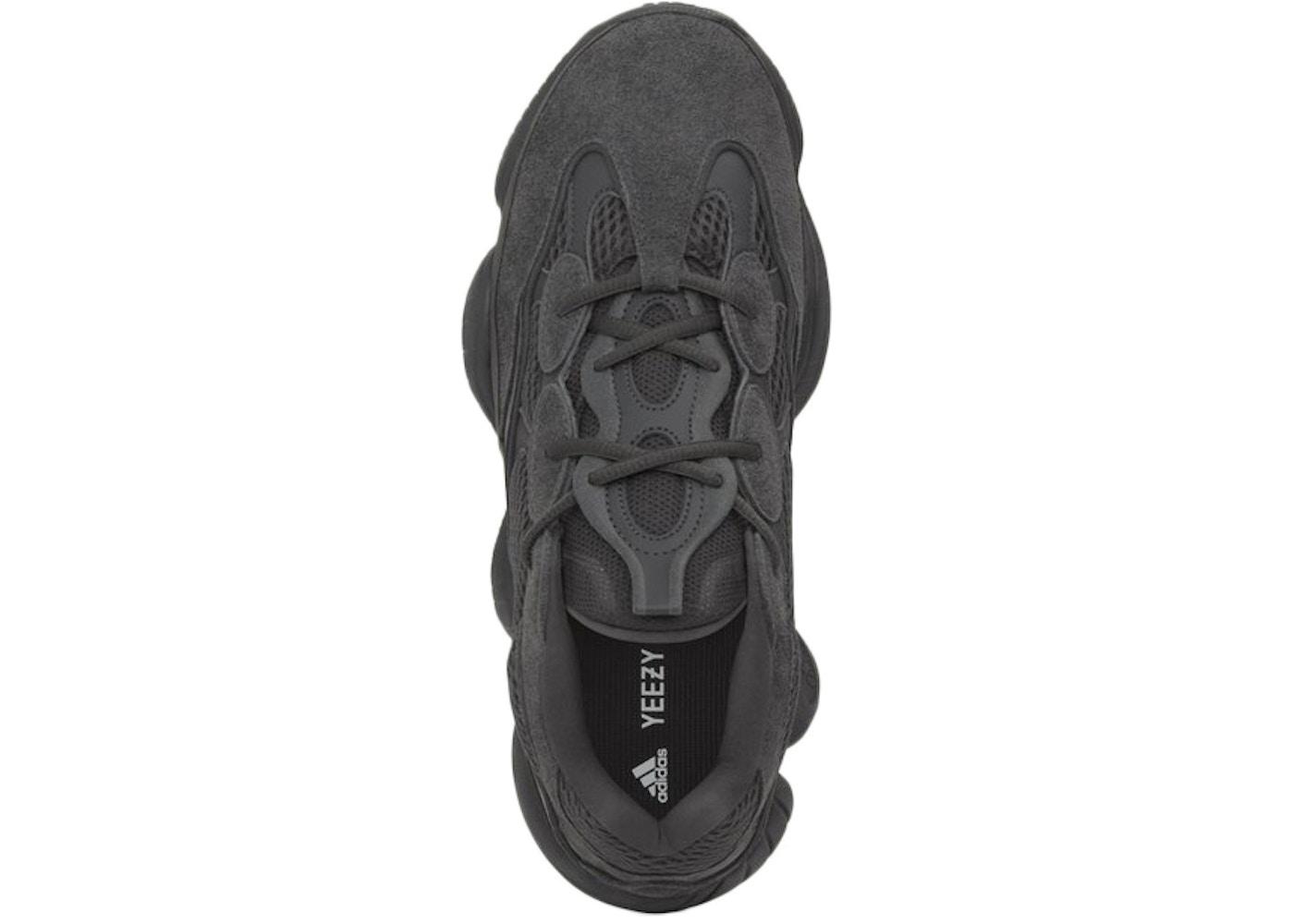 2fe2870a26fa2 adidas Yeezy 500 Utility Black - F36640