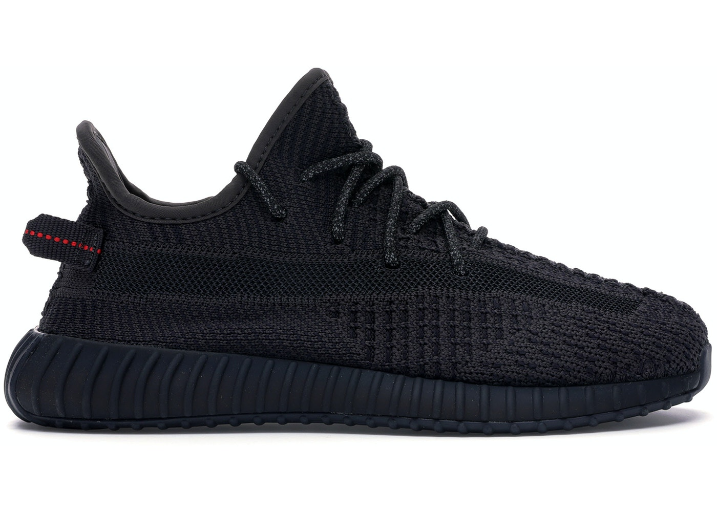 timeless design 21e64 6a12d adidas Yeezy Boost 350 V2 Black (Kids) (Non-Reflective)