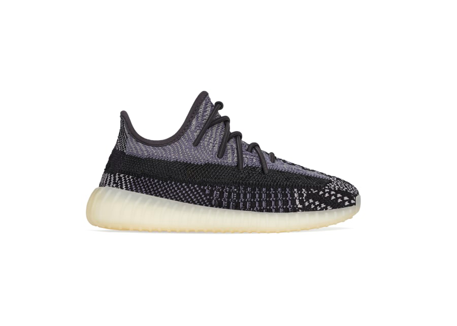 adidas Yeezy Boost 350 V2 Carbon (Kids
