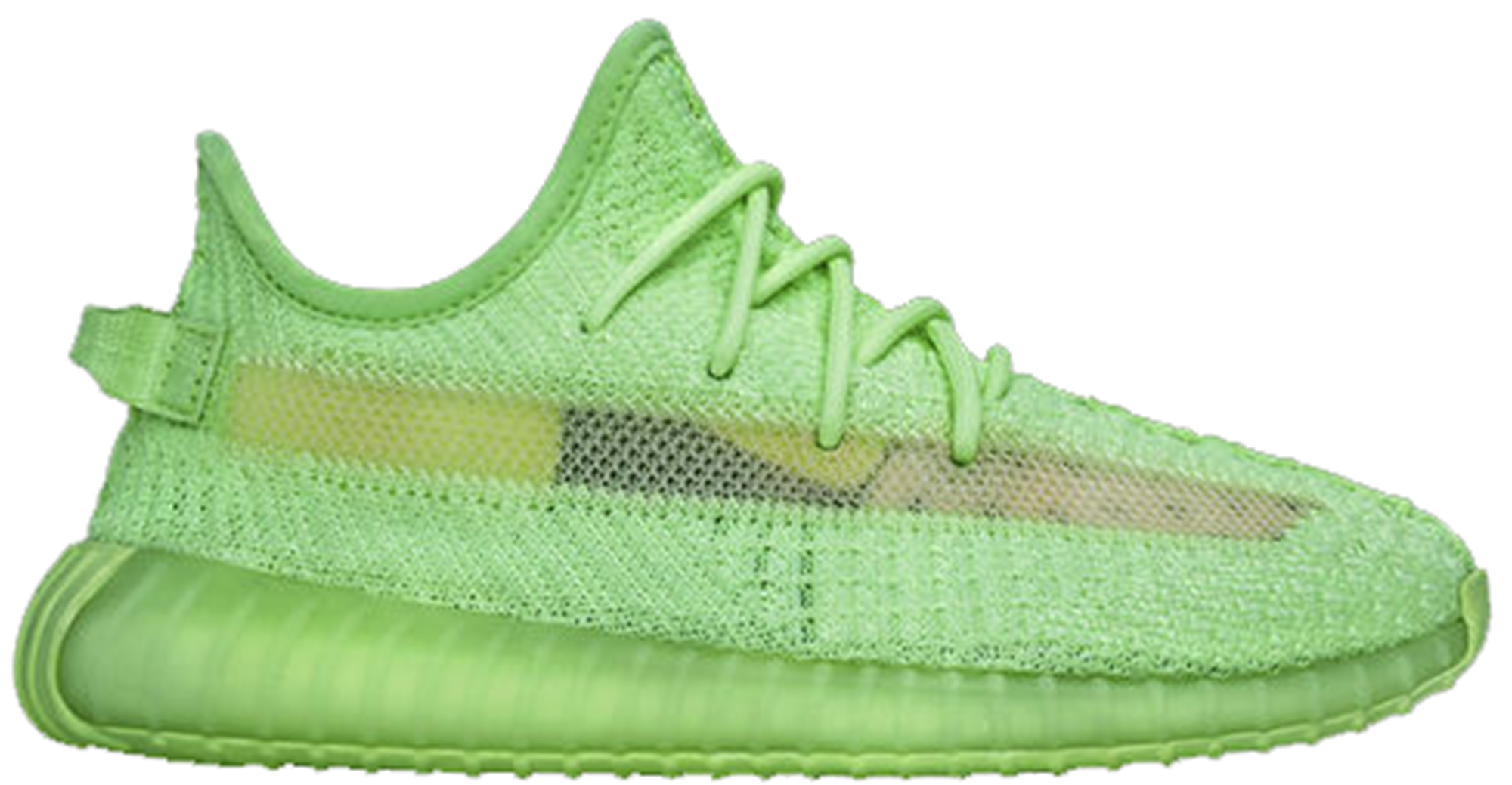 adidas Yeezy Boost 350 V2 Glow (PS)