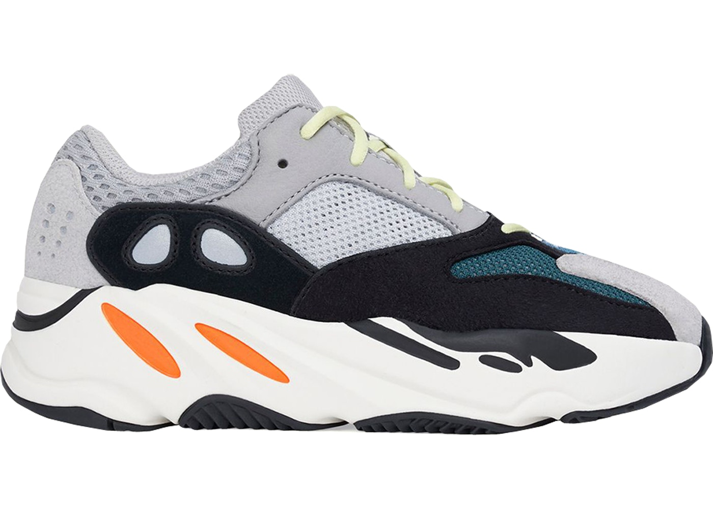 innovative design aafca 29018 adidas Yeezy Boost 700 Wave Runner Solid Grey (Kids)