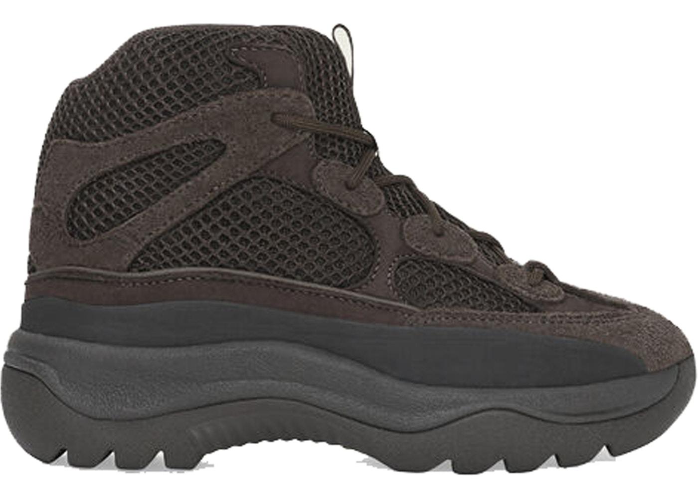 adidas Yeezy Desert Boot Oil (Kids)