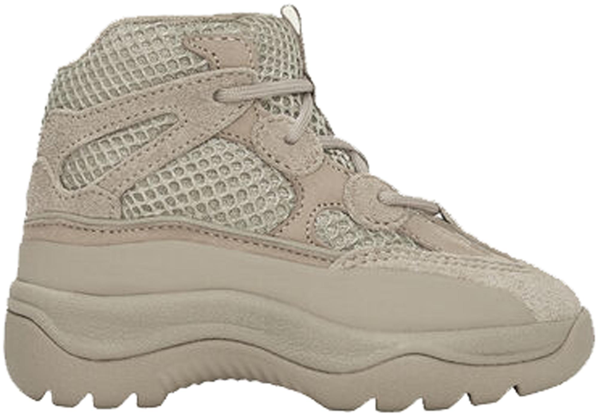 adidas Yeezy Desert Boot Rock (Infant