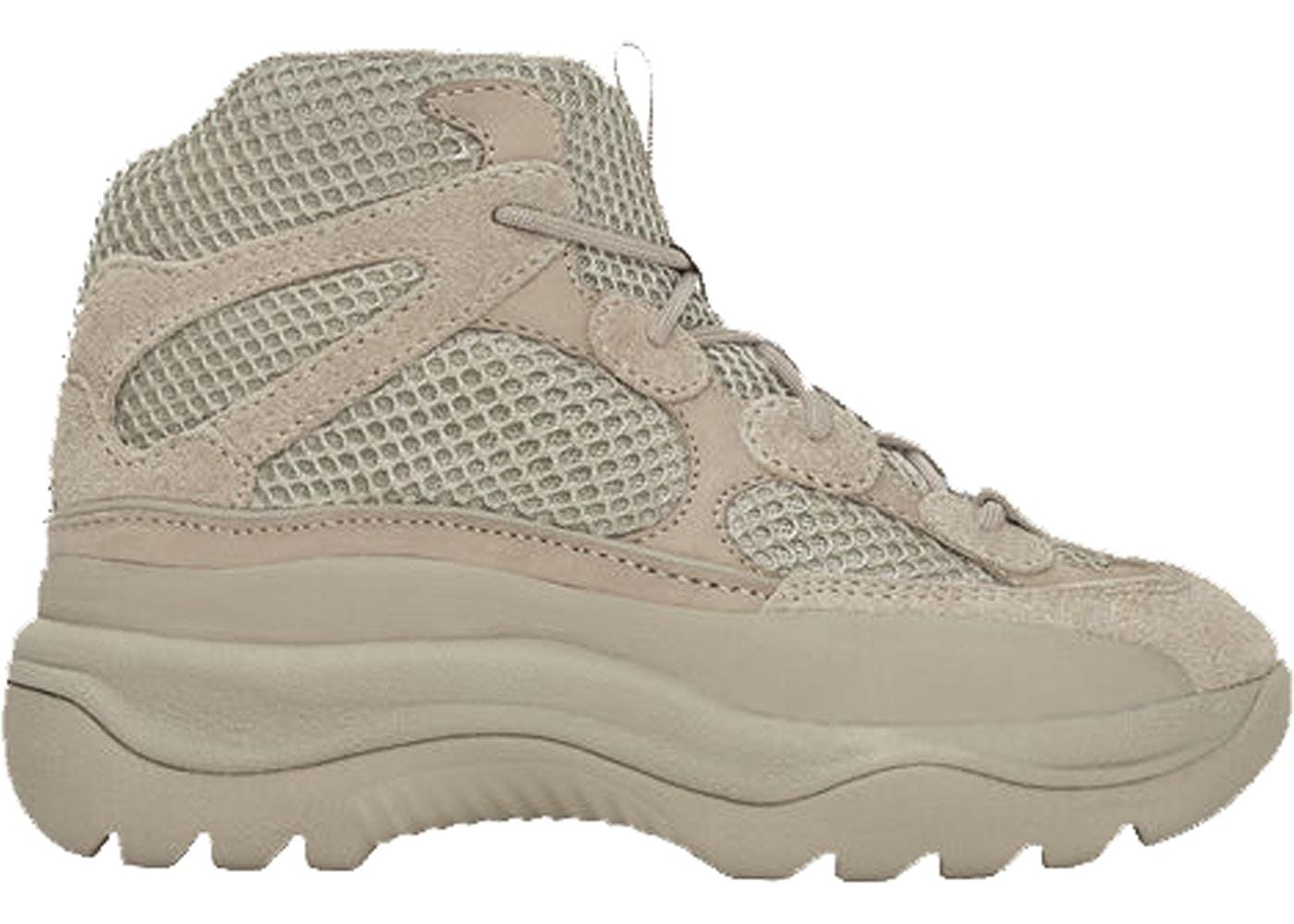 adidas Yeezy Desert Boot Rock (Kids)