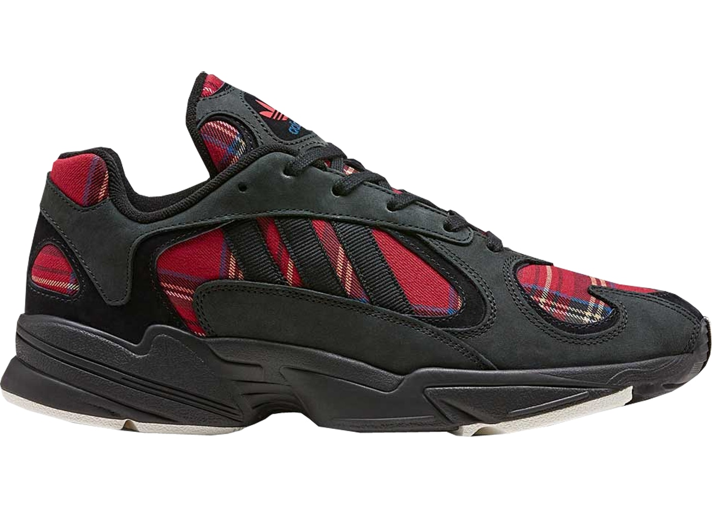 827163cd adidas Yung 1 Absolute VIntage Black - Sneakers