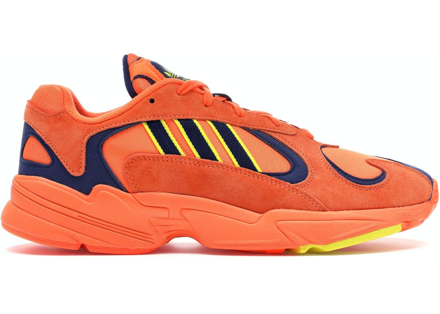 dbc539a6d7f adidas Yung-1 Hi-Res Orange - B37613