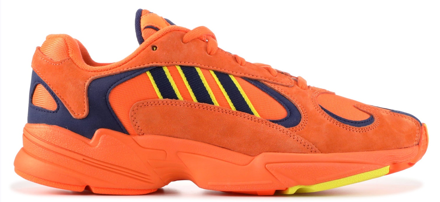 adidas Yung-1 Hi-Res Orange