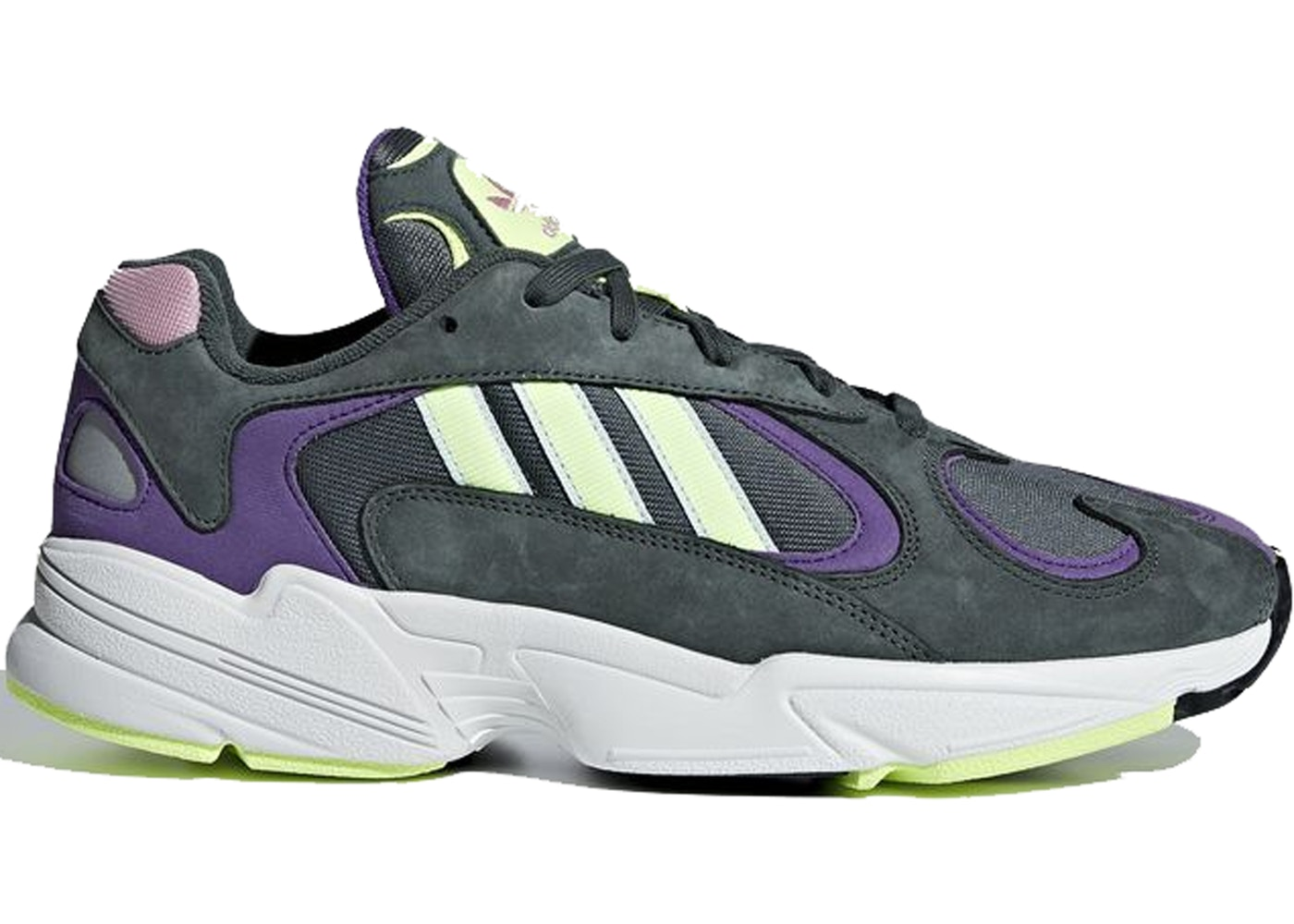 8bd3df5ccb8 adidas Yung-1 Legend Ivy Hi Res Yellow - BD7655