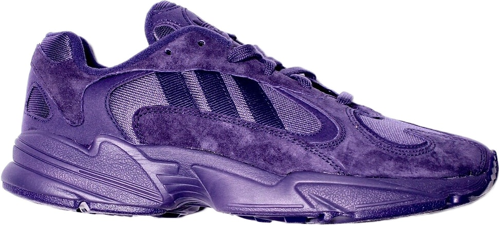 adidas Yung-1 Triple Purple