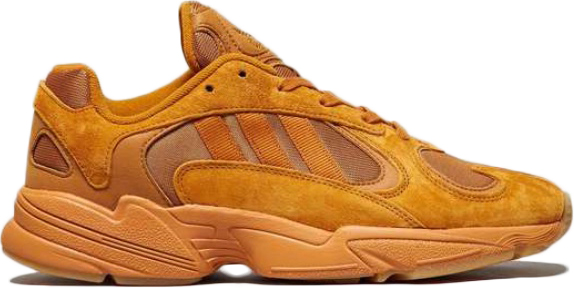 adidas Yung-1 size? Ochre - Sneakers