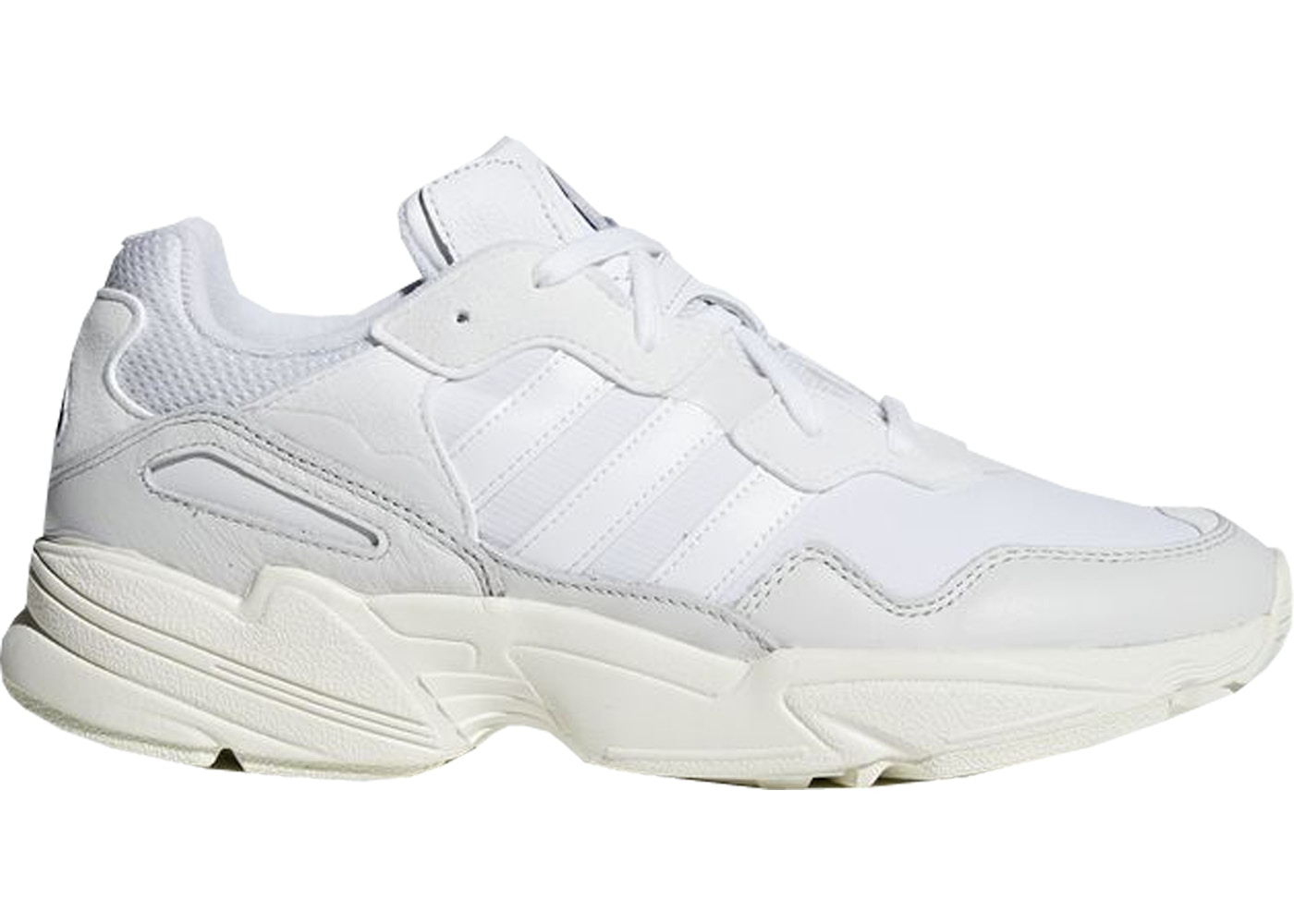 size 40 909a1 596e1 adidas Yung-96 Triple White
