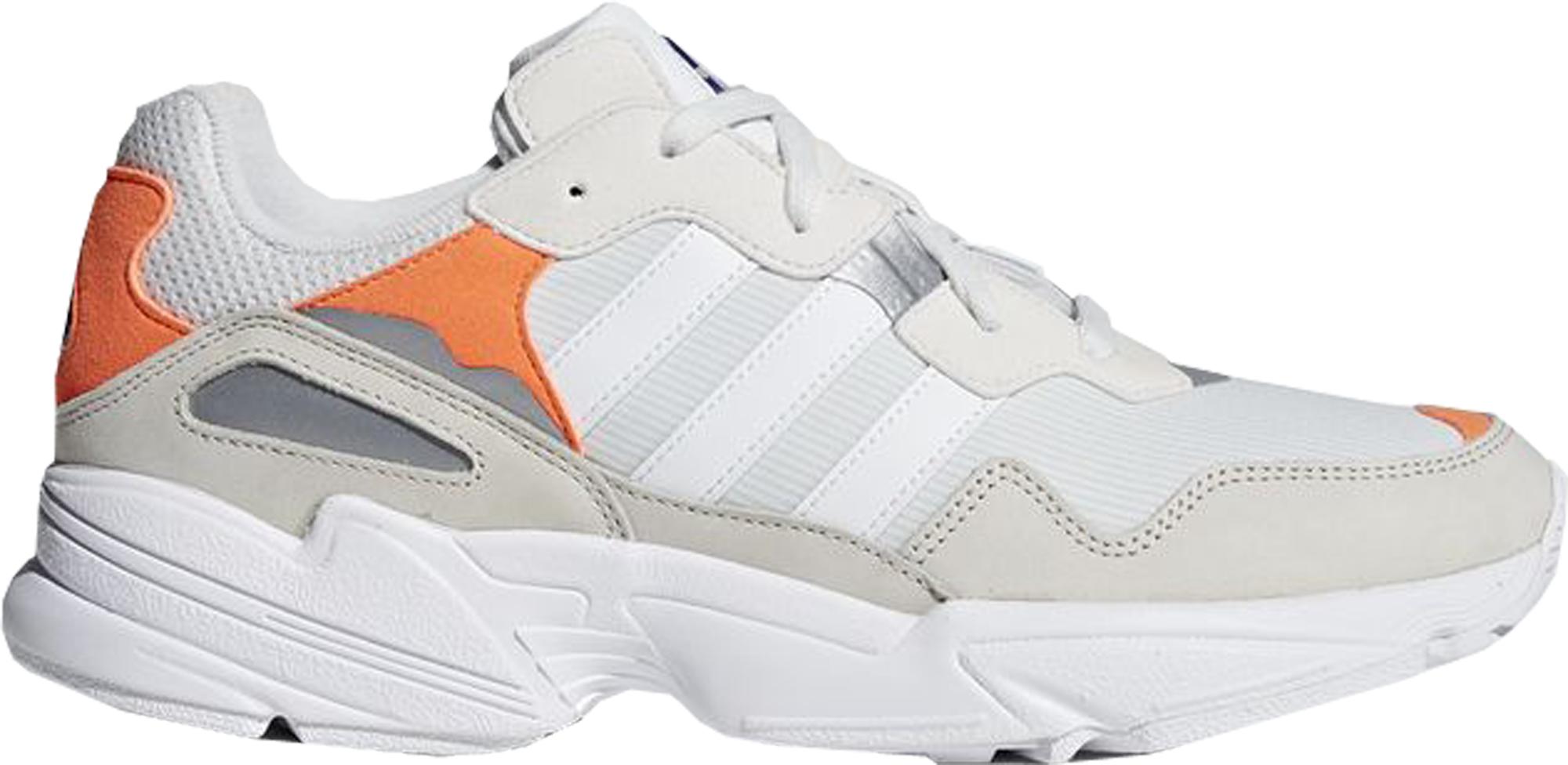 adidas Yung-96 White Orange