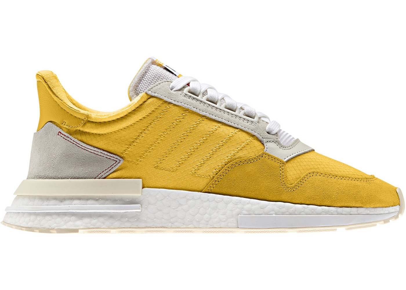 on sale 263d2 a425c adidas ZX 500 RM Bold Gold