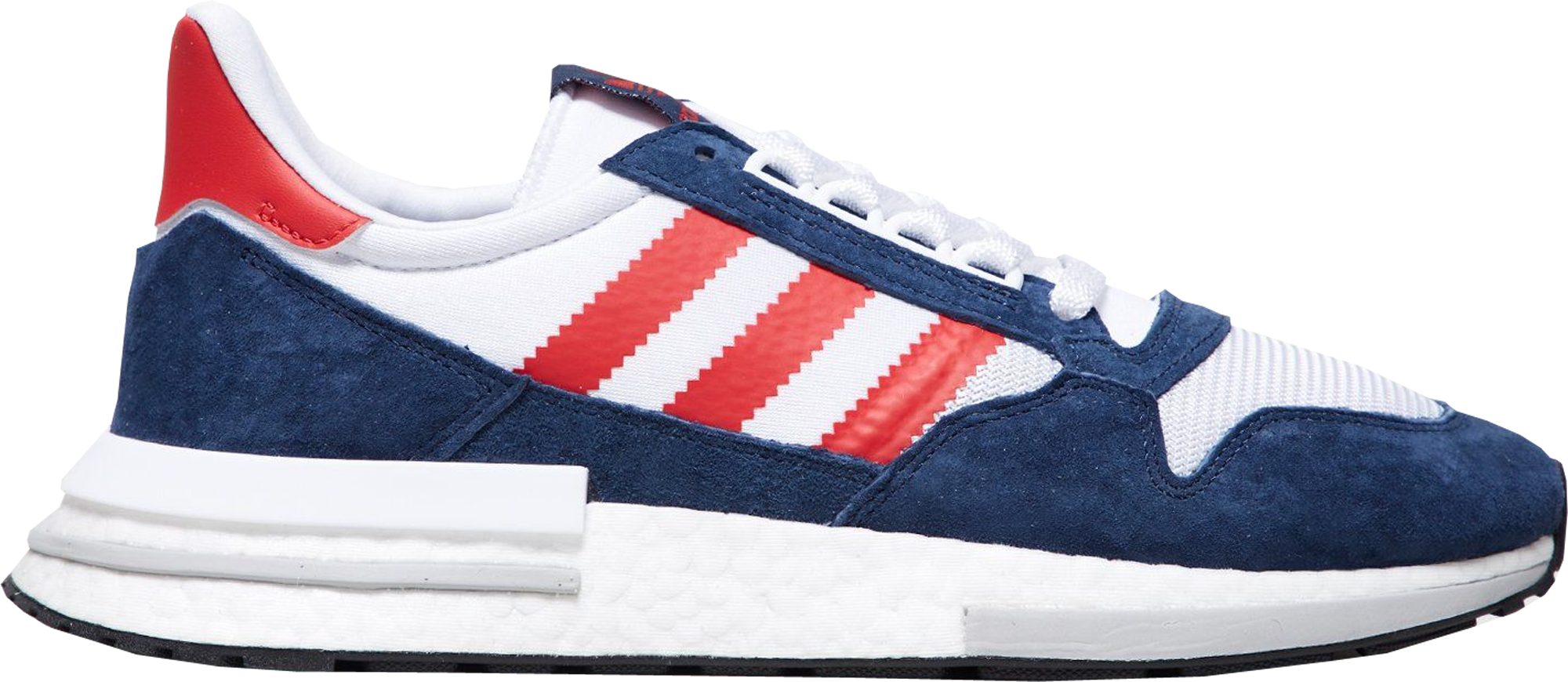 adidas ZX 500 RM size? Navy Red White
