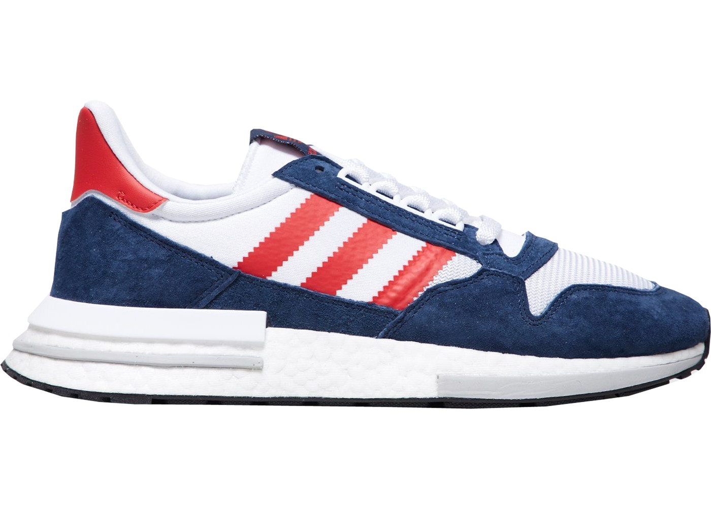 9ad0d0ecfc58dc Sell. or Ask. Size  9.5. View All Bids. adidas ZX 500 RM size  Navy Red  White