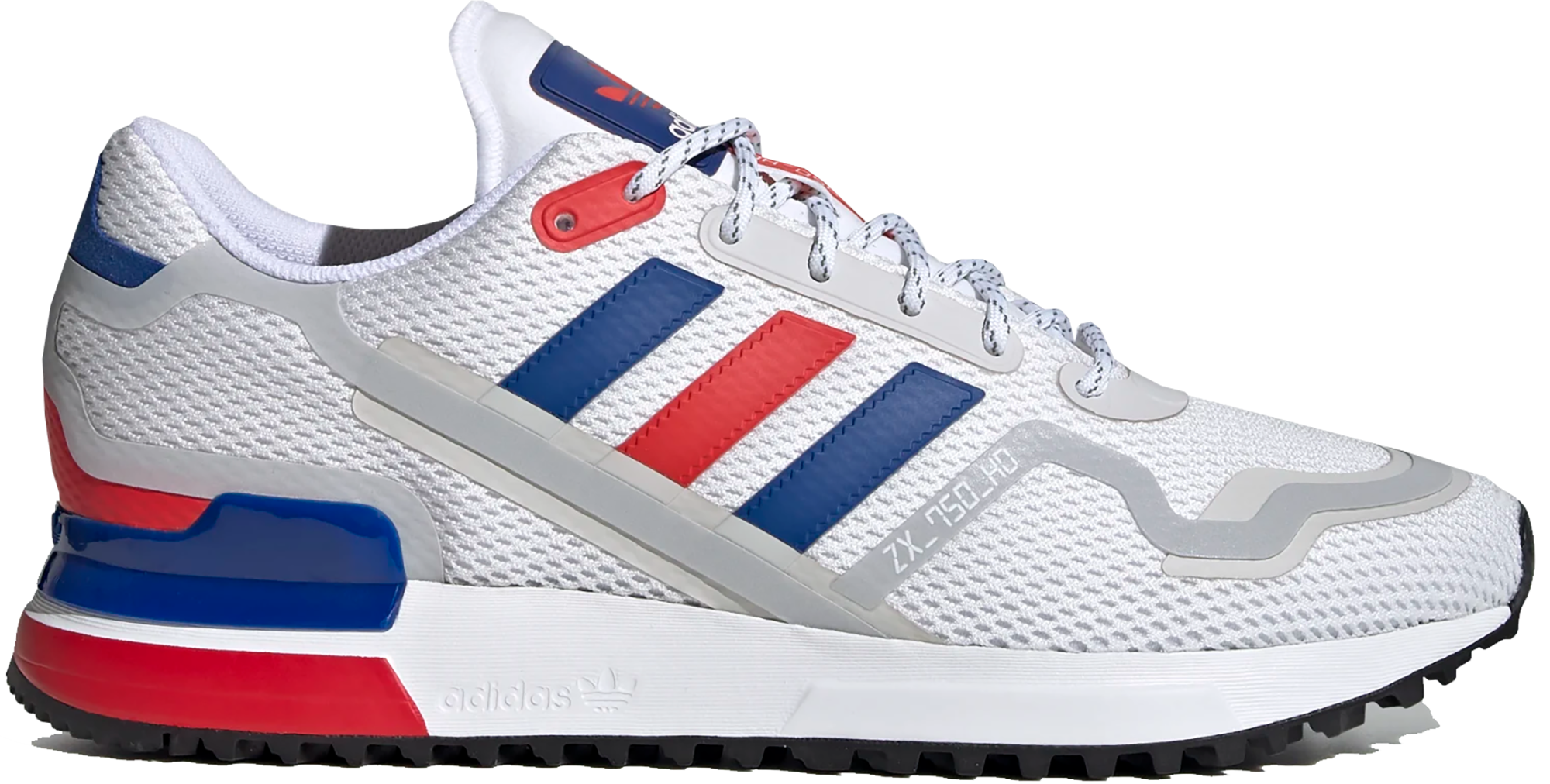 adidas ZX 750 HD Collegiate Royal Red