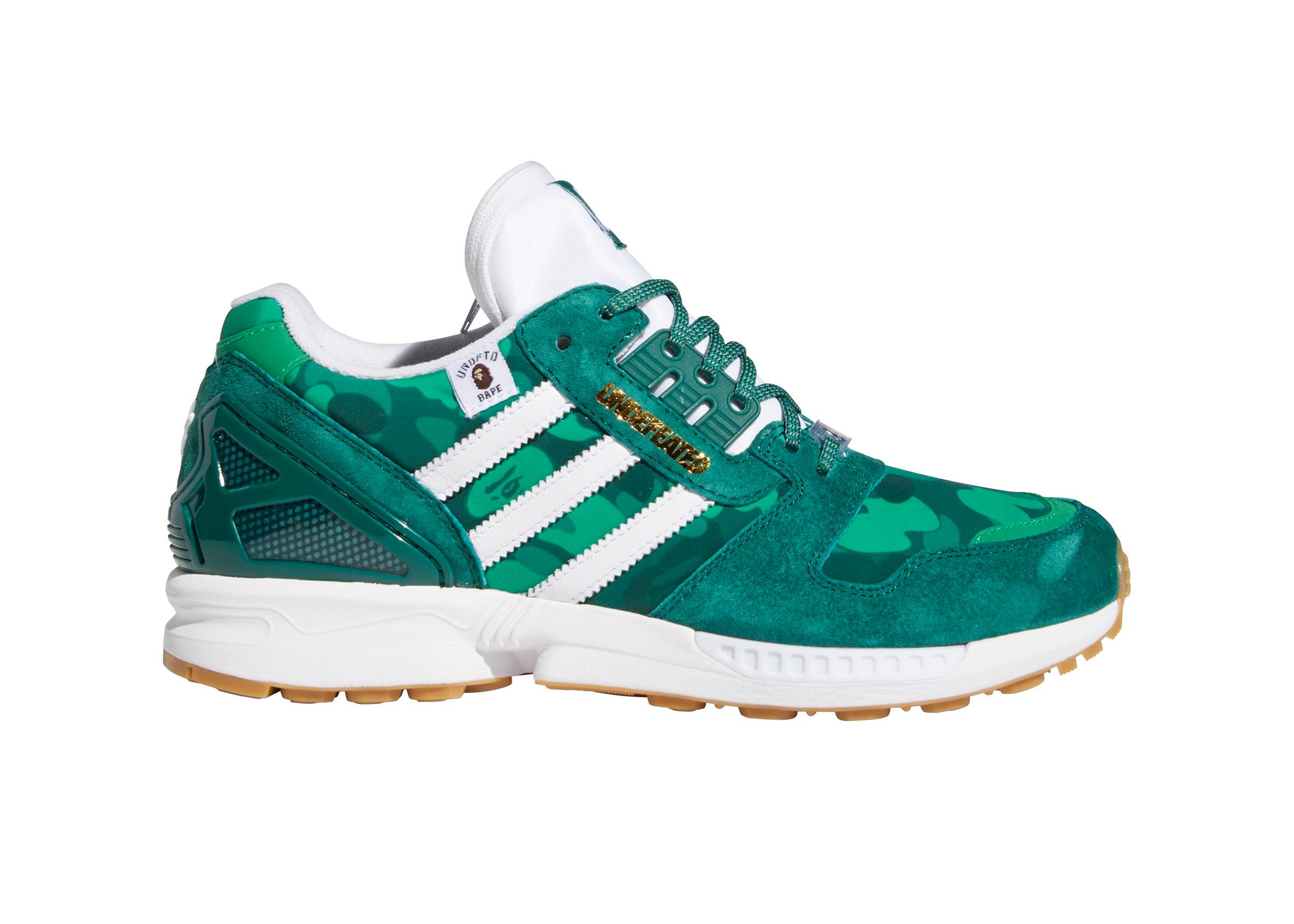Adidas x BAPE x UNDFTD: A Formula For