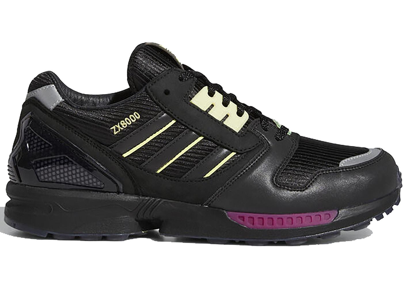 adidas zx 8000 zwart