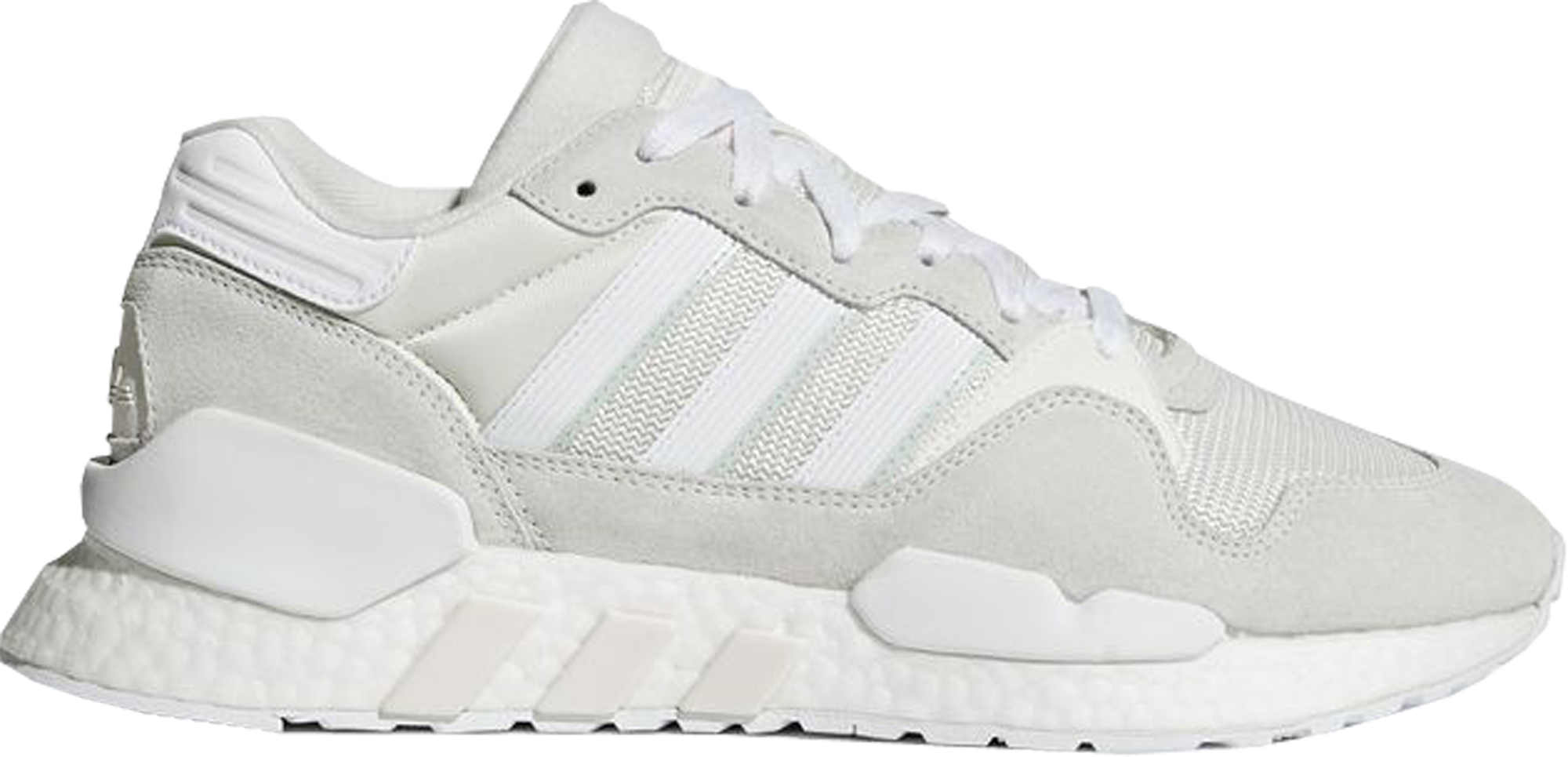 adidas ZX 930 x EQT Never Made Pack Triple White