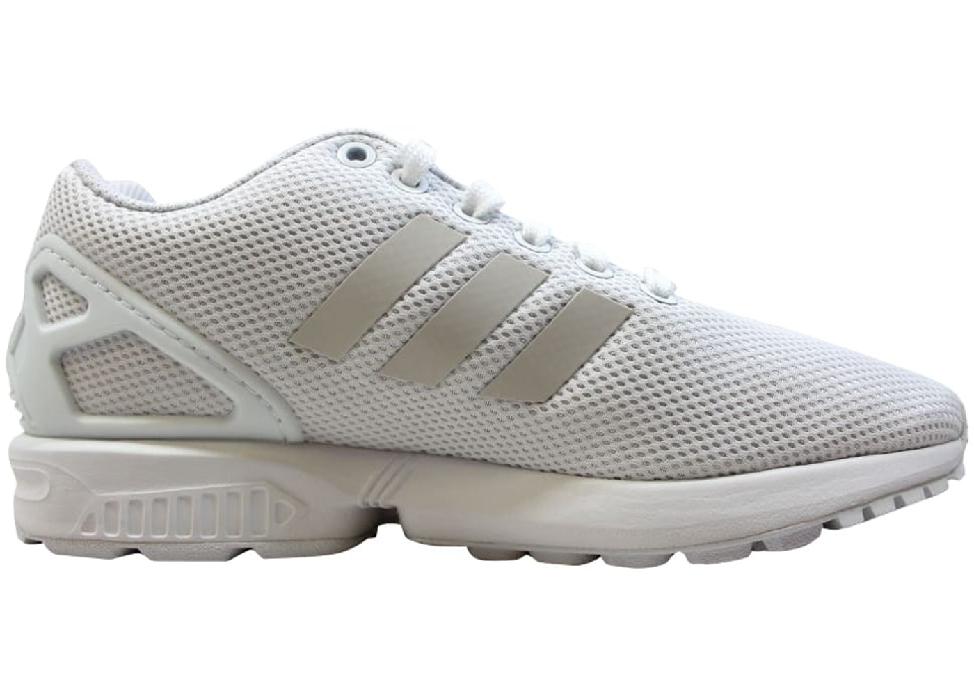 low priced 8184a 48b25 adidas ZX Flux White - S79093