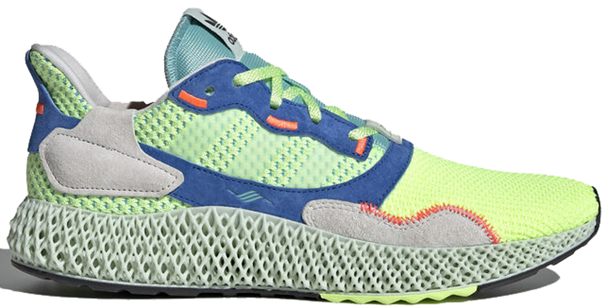 adidas ZX4000 4D Easy Mint • Buy/Sell