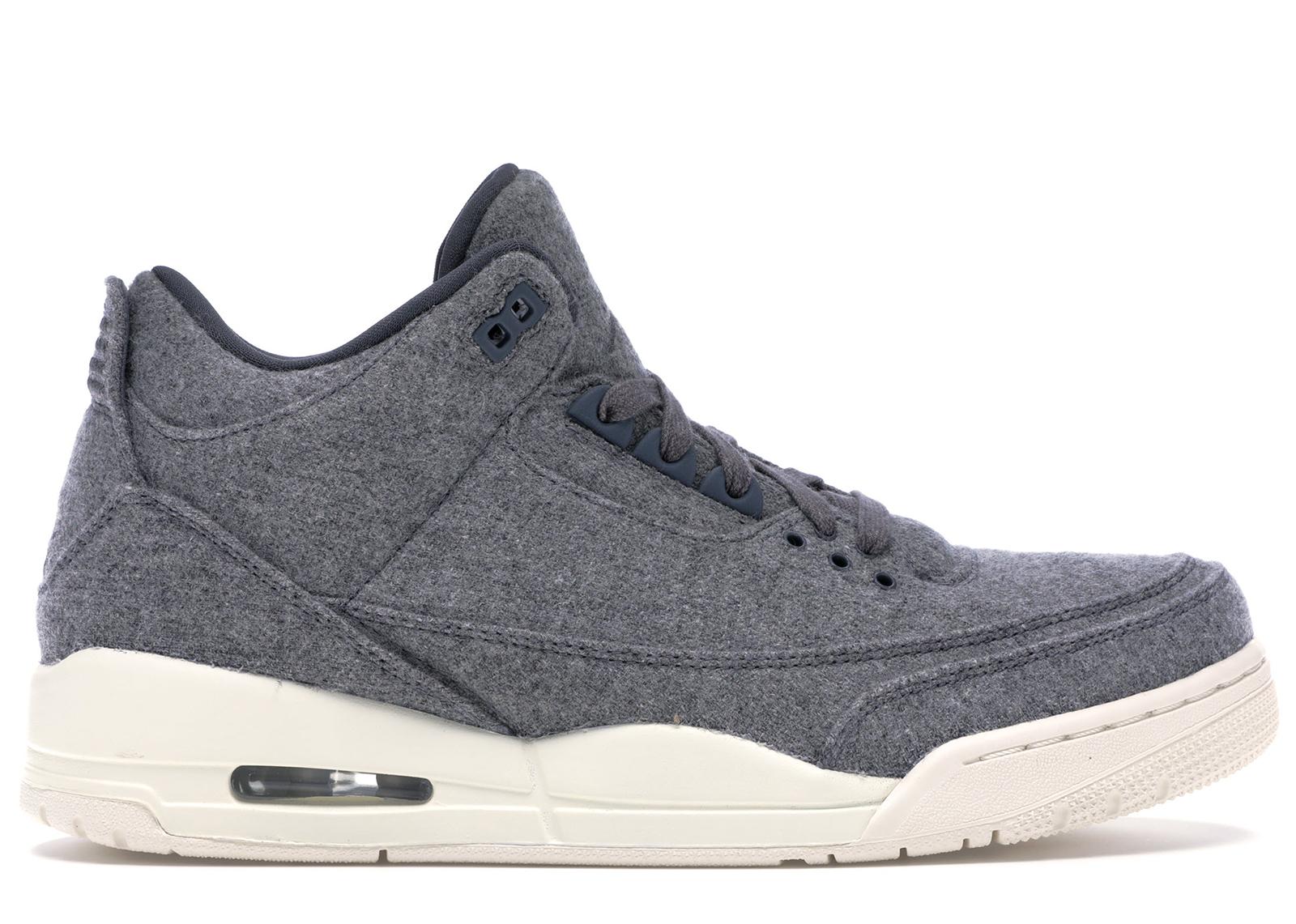 Jordan 3 Retro Wool - 854263-004