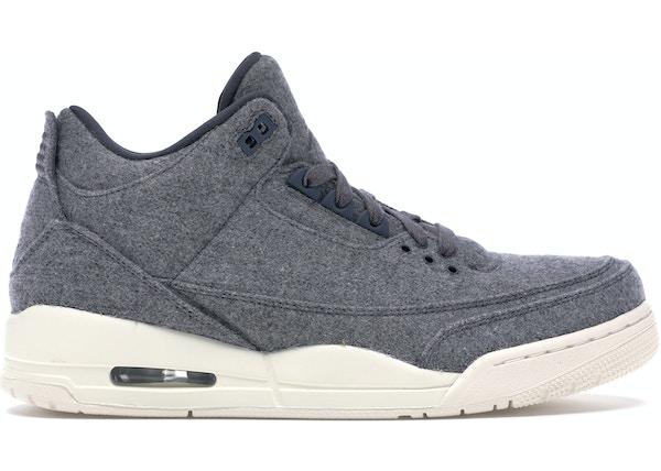 Jordan 3 Retro Wool - 854263-004 774673503