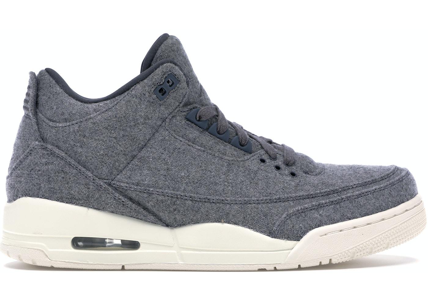 1e85b0dc934 Jordan 3 Retro Wool - 854263-004