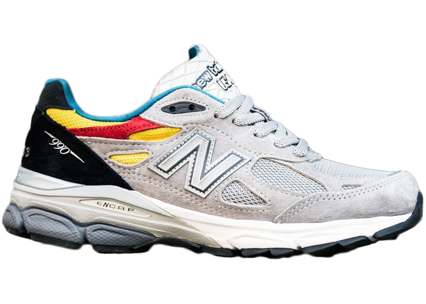 sale retailer 78921 f6e53 New Balance 990v3 Aries