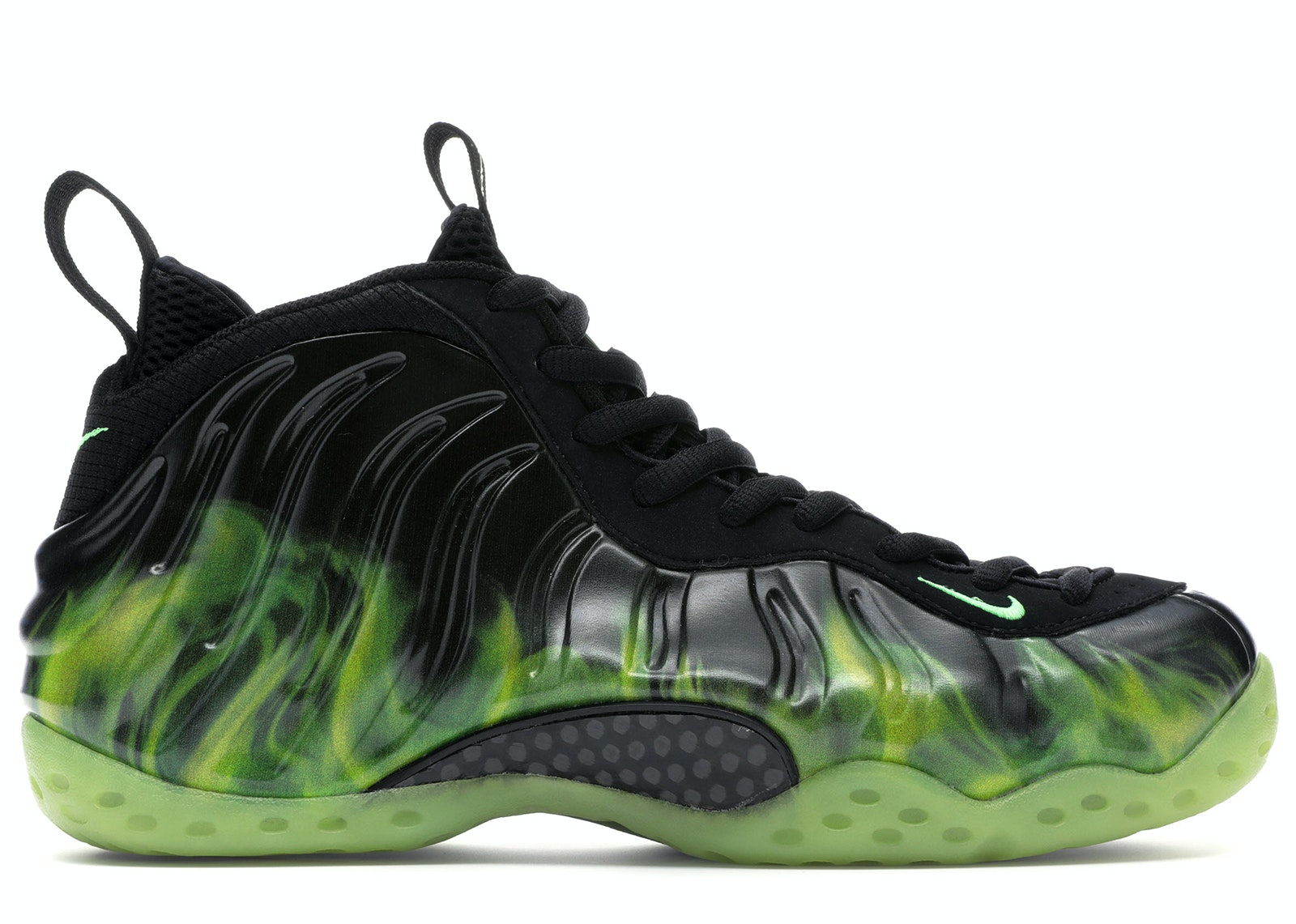 Here s A First Look At The Nike Air Foamposite One Black ...