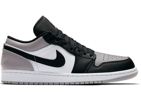 Jordan 1 Low Grey Toe - 553558-110