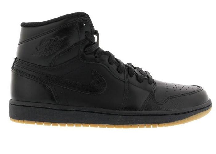 Jordan 1 Retro Black Gum - 555088-020