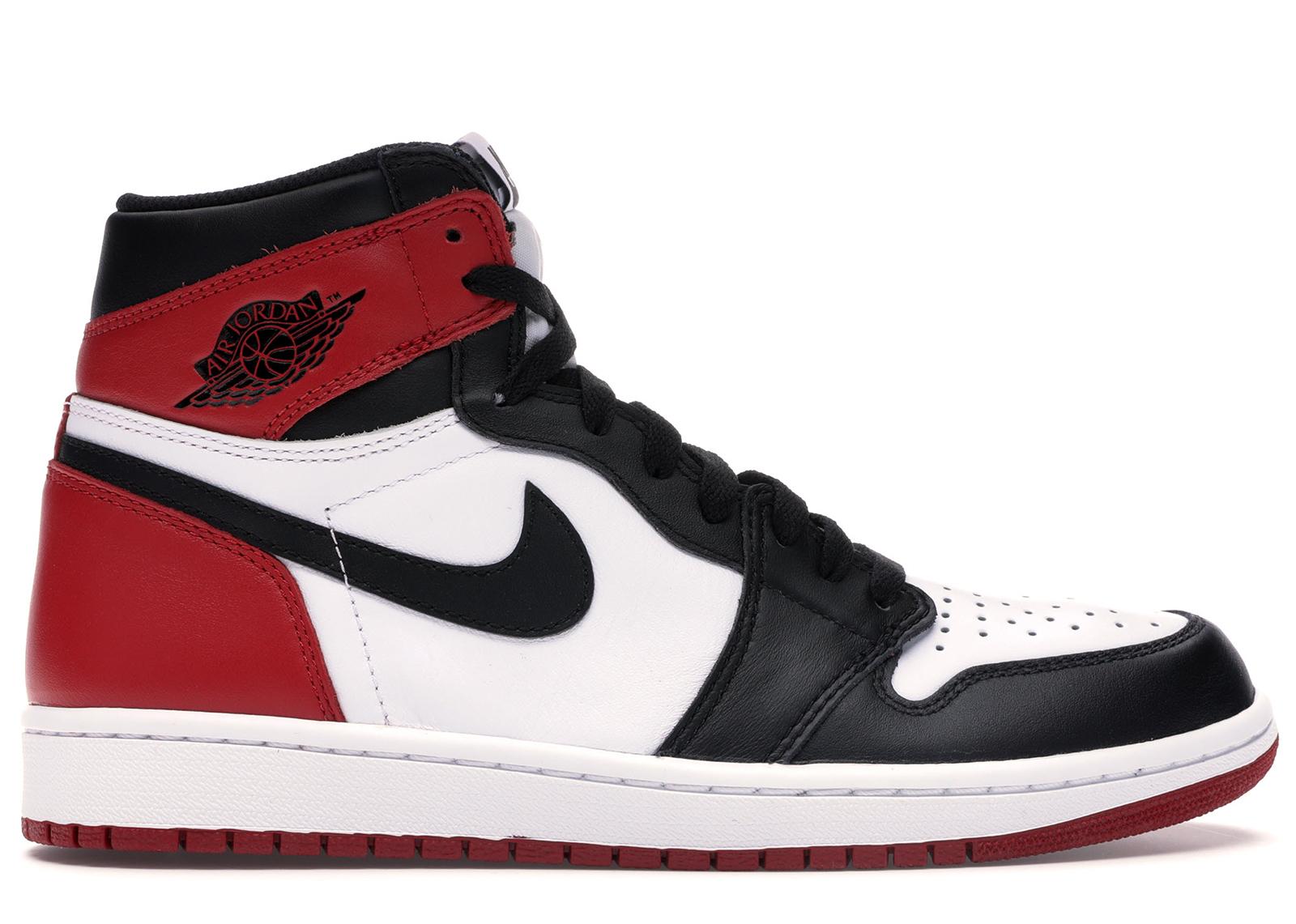 Jordan 1 Retro Black Toe (2016)