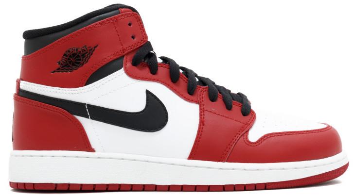 Jordan 1 Retro Chicago 2013 (GS)