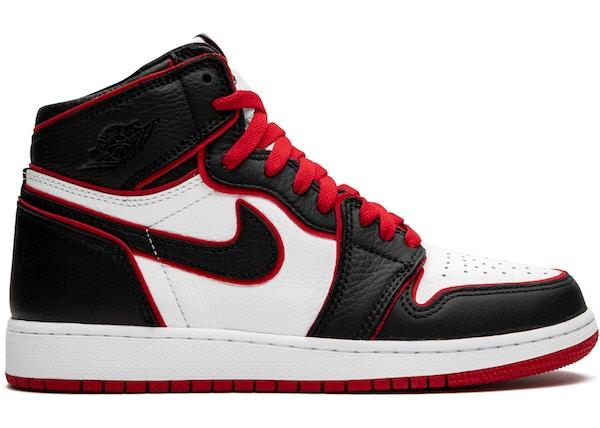 Jordan 1 Retro High Bloodline (GS) - 575441-062