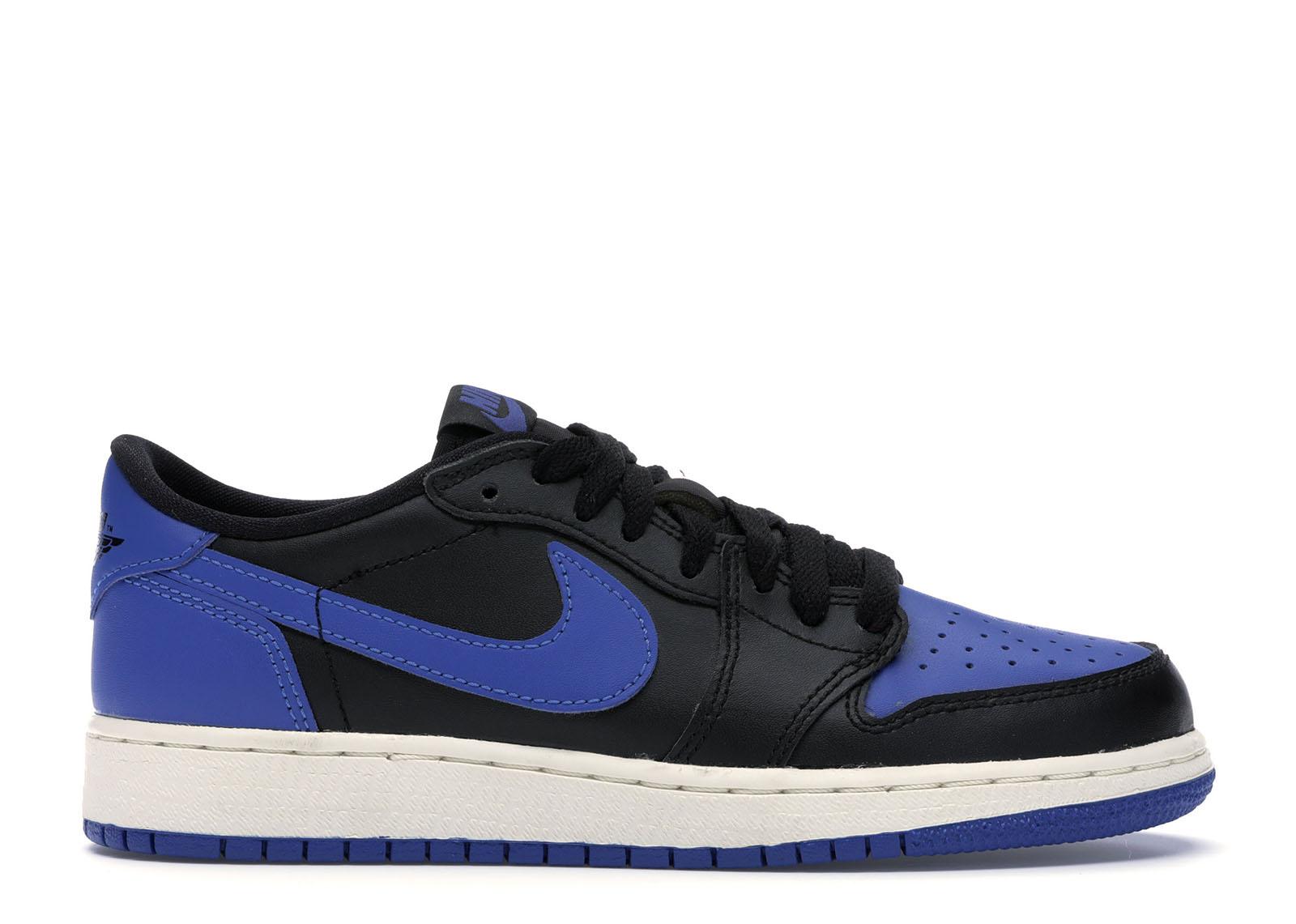 Jordan 1 Retro Low Royal Blue (GS)